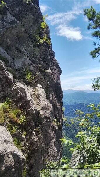 トンビ岩3