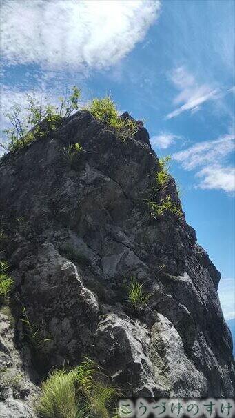トンビ岩5