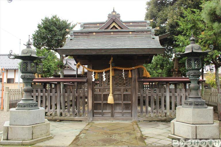六月祓神社2